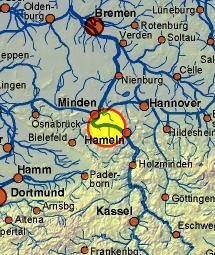 Gewasserkarten Fur Weser Hameln Minden Flussinfo Shop